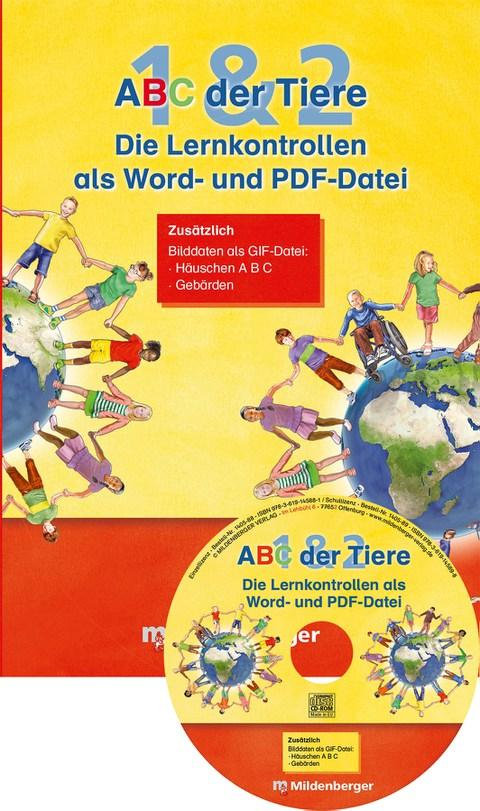 Lernkontrollen als Word- und PDF-Datei