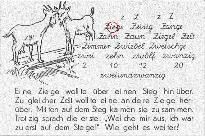Kinderfibel des Kantons Basel-Stadt im franz. Besatzungsgebiet Deutschlands, Lehrmittelverlag Offenburg-Mainz, 1946